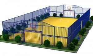 Спортивные площадки для каждого