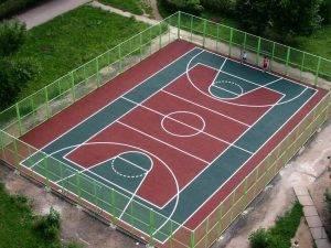 Качественные спортивные площадки
