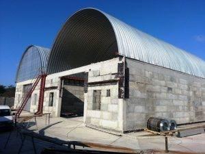 Строительство складов различного назначения
