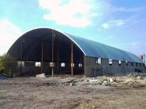 Строительство ангаров по доступной цене