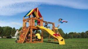 Строительство детских площадок по современным технологиям