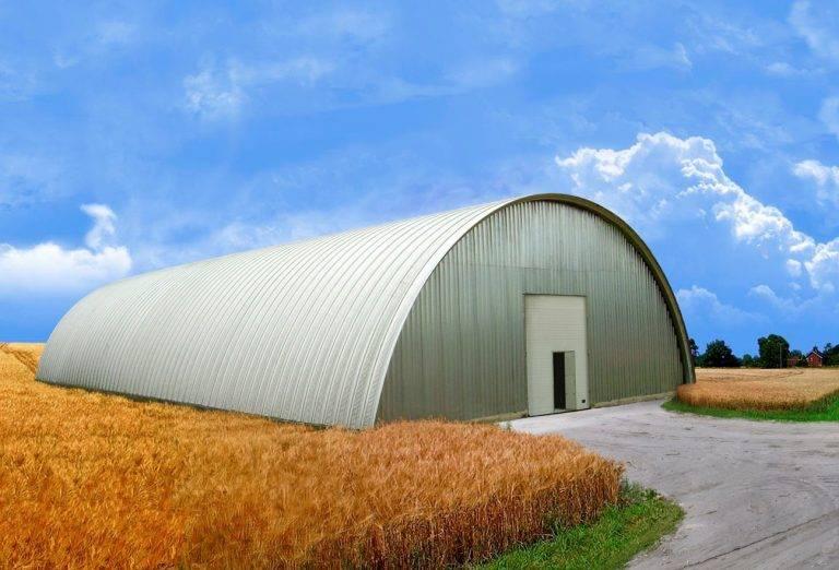 Бескаркасные здания конструктивная схема