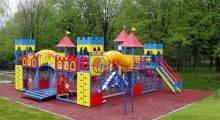 комплекс для детской площадки