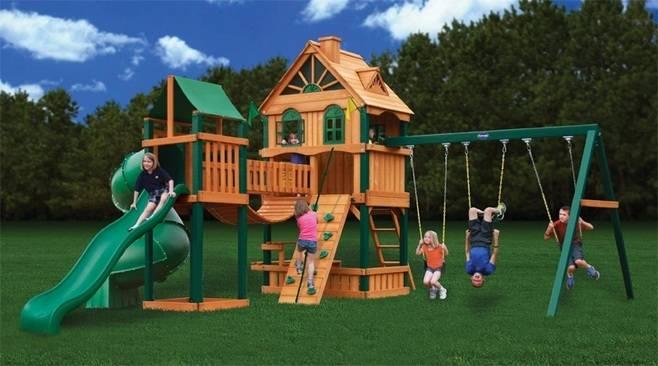 Купить детские площадки в Симферополе
