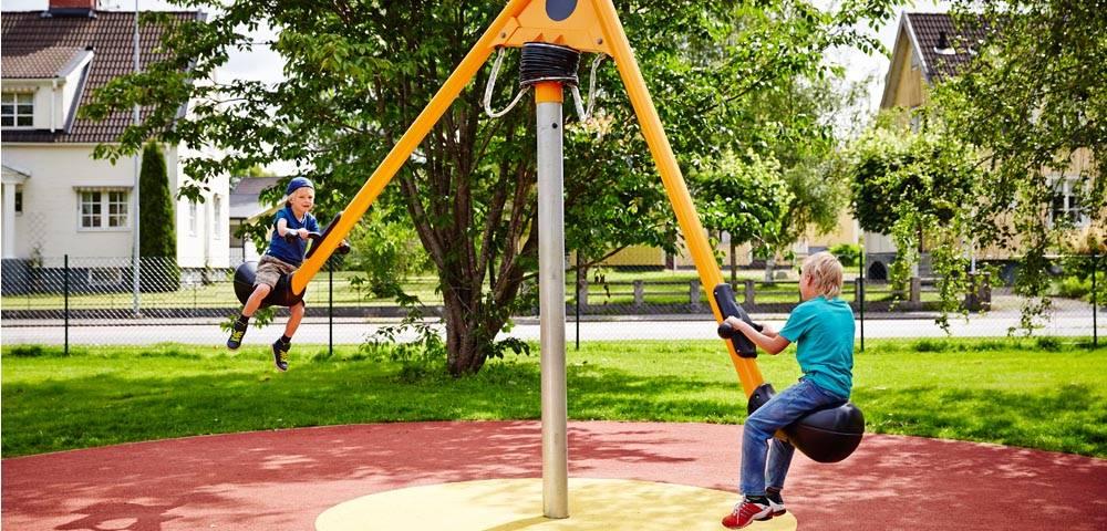 Детские игровые площадки в Симферополе