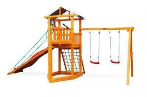 Где можно заказать детскую площадку в Крыму по лучшей цене?