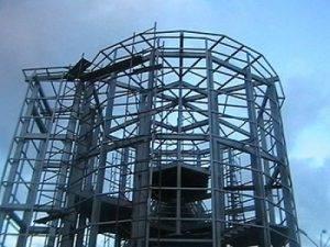 металлические строительные конструкции
