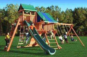 площадок для детей